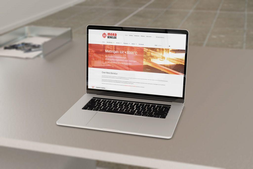 mera benelux website